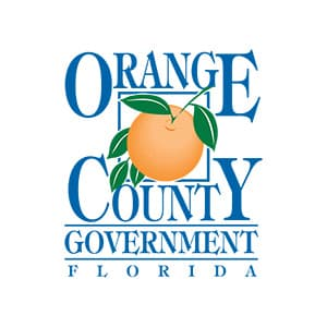 Orange County Government, Fl logo