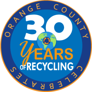 Orange County Celebrates 30 years of recycling