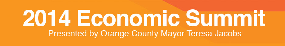 2014 Economic Summit Banner